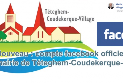 Compte Facebook officiel