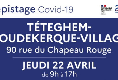 Dépistage Téteghem-Coudekerque-Village